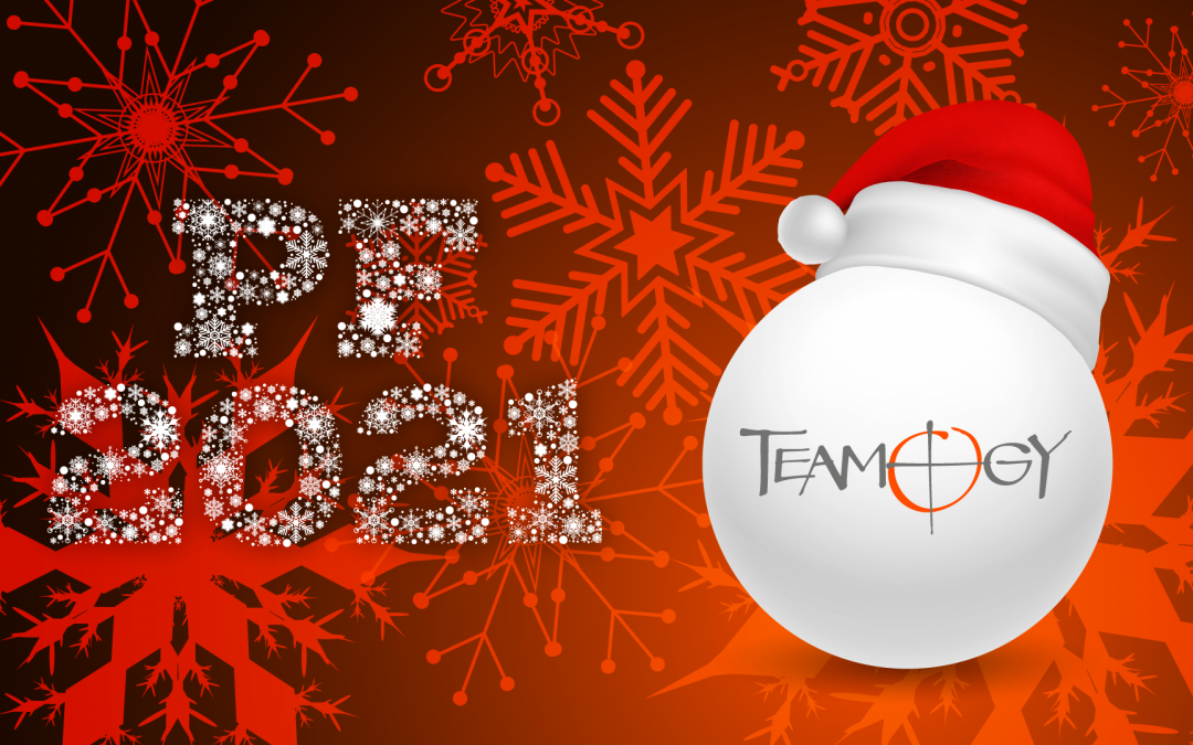 Teamogy wishes you a Merry Christmas