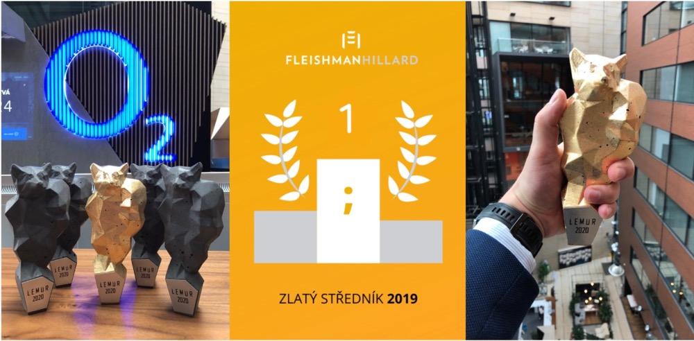 FleishmanHillard Czech and Teamogy in 2020